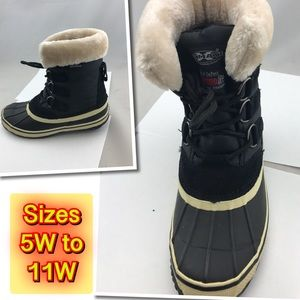 """Shoes - Waterproof Synthetic Upper 8"""" thinsulate Bean boot"""